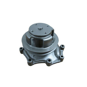 Water Pump Single Pulley Fits Ford 82845215 3900 3910 3930 4100 4110 410 4400