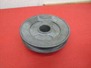 Nors Die Cast 1932 38 Ford Flathead V8 Cankshaft Pulley H 4 4