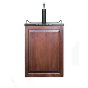 Summit Sbc635mbiif 24 w 6 Cu Ft Single Tap Built in Kegerator Stainless