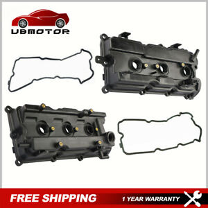 Engine Valve Cover W gasket For 2002 2006 Nissan Murano Quest Maxima Altima 3 5l
