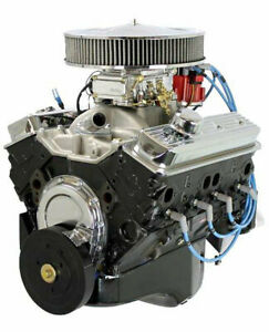 Blueprint Engines Crate Engine Sbc 350 357hp Deluxe Model Bp3501ctc1