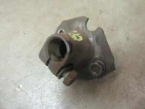 1957 1958 Cadillac Deville Steering Box Column Linkage Joint Collar Hot Rod Part