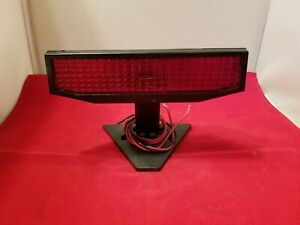 Vintage 1980 S Mounted Third Brake Light Nors New Piece Never Used Nice Rat Rod