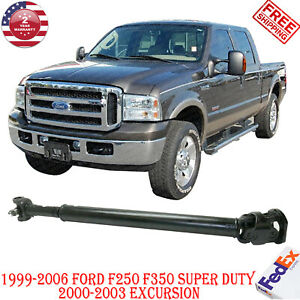 Front Drive Shaft For 1999 2006 Ford F250 F350 Super Duty 2000 2003 Excursion