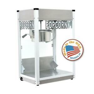 Paragon 1108710 Ps8 8 Oz Professional Series Popcorn Popper