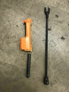 Used 25 hot shot Livestock Electric Shocker Prod Cattle Pig Wand Rechargeable