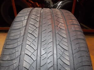 Used P255 50r19 107 H 6 32nds Michelin Latitude Tour Hp
