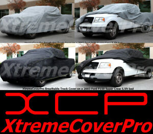 Truck Cover 2013 2014 2015 2016 2017 2018 2019 Ford F 250 F 350 Crew Cab 8ft Bed