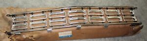 Nos Mopar 1968 Plymouth B body Polished Grille Road Runner Satellite