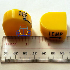 Vw Beetle Ghia Type 3 Heater Defroster Temperature Control Knob 72 74