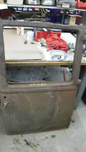 Model T Ford 1923 1925 Tudor Passenger Door Mt 3850