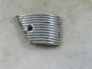 Vintage 1941 Ford Super Deluxe Tail Light Trim Piece