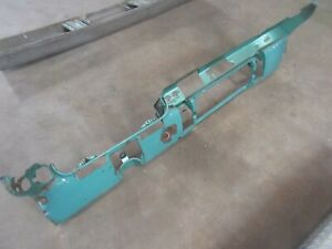 1957 Cadillac Deville Interior Main Dash Panel Metal Structure Panel Hot Rod