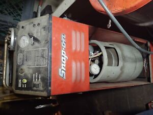 Snap On Act2500 Ac Recovery Machine