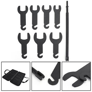 43300 Pneumatic Fan Clutch Wrench Set For Ford Gm Chrysler Black Us Pa