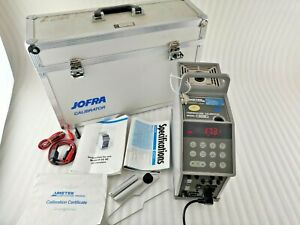 Ametek Jofra D55se Dry Block Low Temperature Calibrator