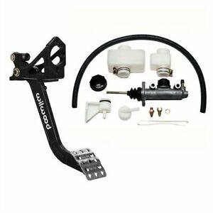 Wilwood 340 13574k1 Brake Or Clutch Pedal Assembly And Master Cylinder Kit Inclu