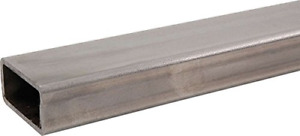 1008 1010 Steel Rectangular Tube Unpolished Mill 2 Inch H By 3 Inch Width 4 Feet
