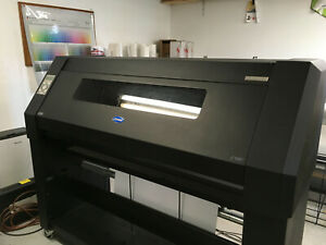 Summa Dc4sx Printer Cutter Used But Working Condition