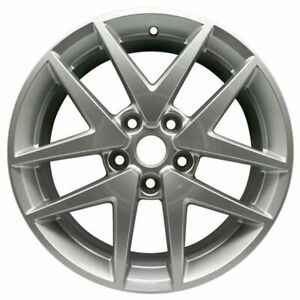 17 Oem Alloy Wheel Rim For 2010 2011 2012 Ford Fusion Painted Finish