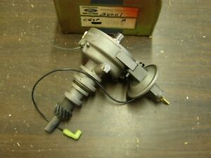 Nos Oem Ford R m 1966 Mustang Comet Fairlane 200ci Distributor 6 Cylinder