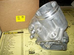 Meyer Snowplow E60 Pump Base 15726 Original Equipment
