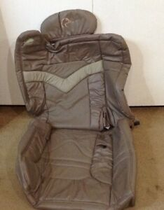 Ducks Unlimited Chevy Tahoe 99 Seat Cover Rear Pass Split Bench Top bottom Head