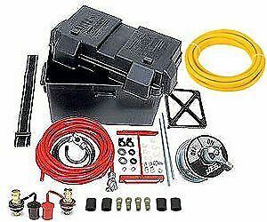 Jegs 10278k Deluxe Automotive Marine Type Battery Relocation Kit
