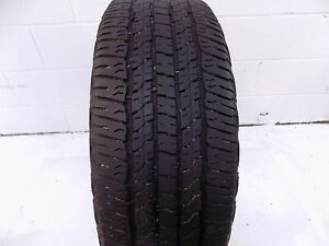 Used P265 70r16 112 T 6 32nds Goodyear Wrangler Fortitude Ht