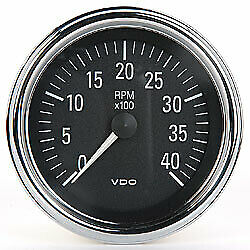 Vdo Gauges 333353 Tachometers
