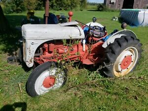 9n Ford Tractor 1940