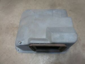 1957 Cadillac Deville Firewall Heater Core Blower Housing Cover Piece Hot Rod