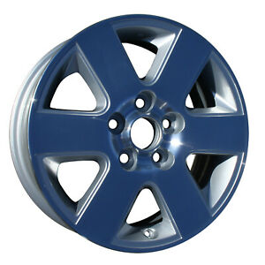 New Replacement 16 Inch Wheel Rim For 2004 2010 Toyota Sienna Machined Silver
