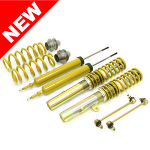 Bmw E90 E92 3 Series Non M3 Yellow Rsk Streetline Coilover Kit