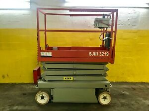 2007 Skyjack Sjiii 3219 Electric Scissor Lift