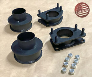 sr Front Rear Coil Spacer 2 0 Leveling Lift Kit For 08 13 Jeep Liberty Kk