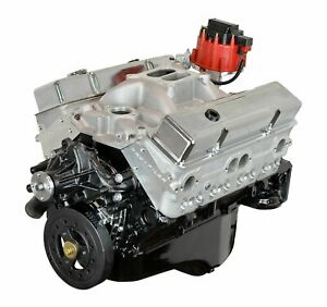 Atk Engines Hp94m High Performance Crate Engine Small Block Chevy 383ci 425hp