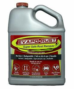 Evapo Rust Multi Uses Water Based Tools Auto Parts Rust Remover Cleaner 1 Gallon