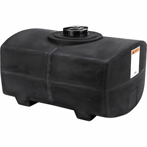 Snyder Industries 157133 Square ended Poly Pest Control Sprayer Tank 150gal Cap