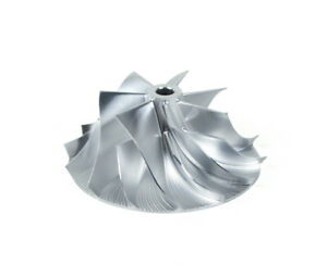 Wicked Wheel 2 Turbo Compressor Wheel For 92 01 Chevy 6 5l Aftermarket Gm8 Turbo