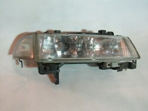 92 Honda Prelude Rh Passenger Head Light Corner Light Read