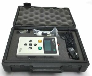 Met One Gt 521 Hand Held Particle Counter 0 3 5 0 In 0 1 Increments Max 2 83lpm