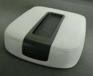 2007 2014 Yukon Denali Chevy Tahoe Oem Grey Center Console Lid Replacement Cover