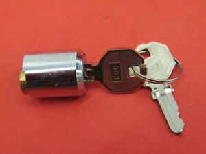 New 1932 35 Ford Reproduction Ignition Lock Cylinder B 3686