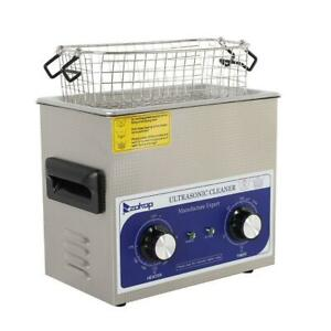 High Performance Stainless Steel Ultrasonic Cleaner 3l Liter Cost effective