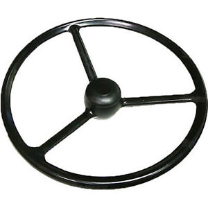 Steering Wheel With Cap For Ford 1920 3415 2120 Yanmar Kubota L245 New Holland