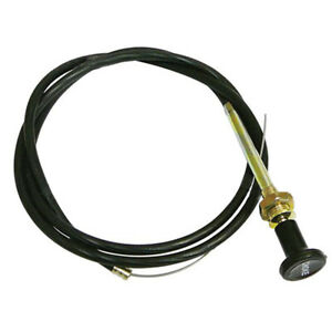48 Choke Cable For Ih International 284 460 544 606 Farmall Industrial 2544