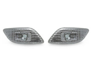 Depo Side Marker Lights Crystal Clear For 2002 2003 Subaru Impreza Rs Ts Wrx