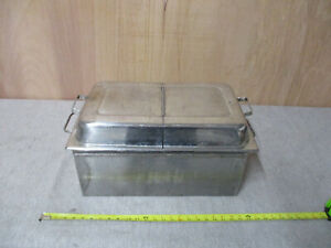 Large Stainless Steel Steamer Pan pot For Outdoor Cooker With Basket