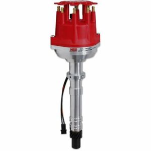 Msd Ignition 8570 Pro Billet Small Cap Distributor